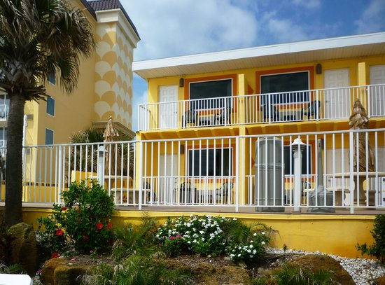 OceanFront Inn and Suites: April 2014