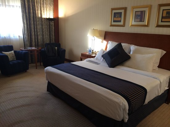 Le Meridien Amman: Bedroom