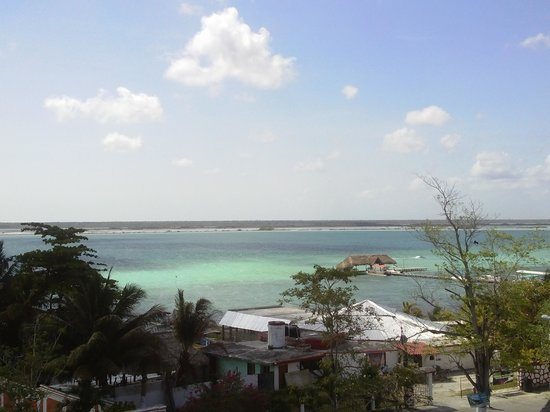 Casita Carolina: Laguna de bacalar