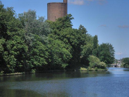 Minnewater Lake: Minnewaterpark