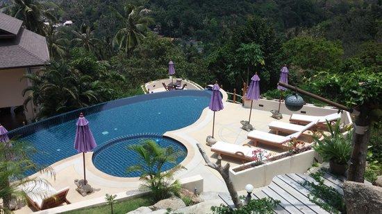 Koh Phangan Pavilions: picine