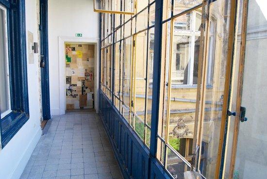 Brody House: The Corridor