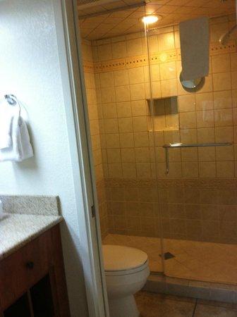 Westgate Flamingo Bay Resort: Shower