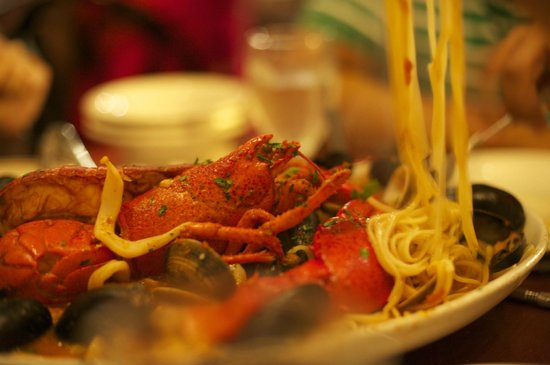 Giacomo's Restaurant: Zuppa Di Pesce