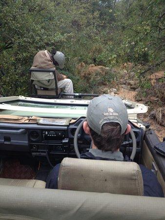 Sausage Tree Safari Camp : Our expert guides