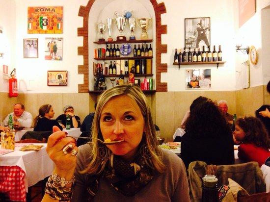 Da Oio a Casa Mia : Quant'e bona la zuppa de ceci