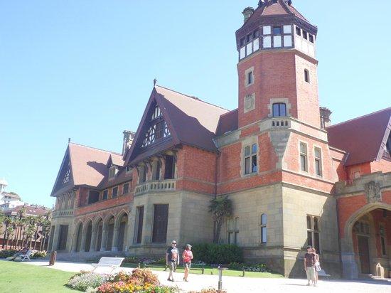 Miramar Palace : palace