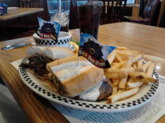 Black Bear Diner: French Dip