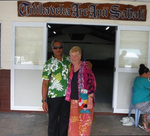 Palm Grove: Chursh Palm Sunday