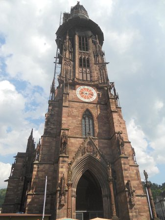 Freiburg Cathedral : torre