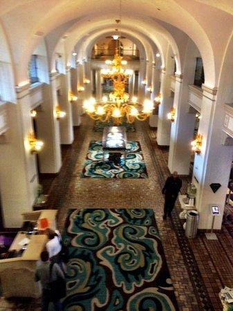 Renaissance Vinoy Hotel History Tour