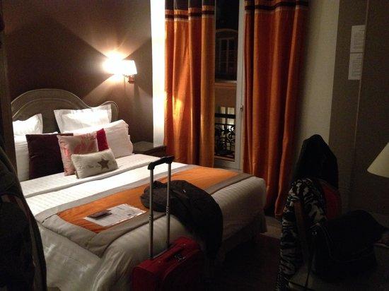 Hotel Cluny Square : Camera 407