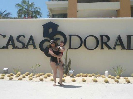 Casa Dorada Los Cabos Resort & Spa: playa