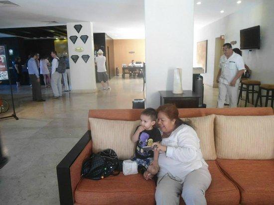 Casa Dorada Los Cabos Resort & Spa: lobby