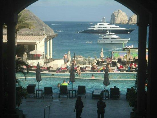 Casa Dorada Los Cabos Resort & Spa: entrada al hotel