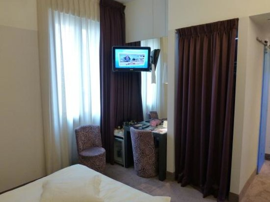 Hotel Berna: Superior room