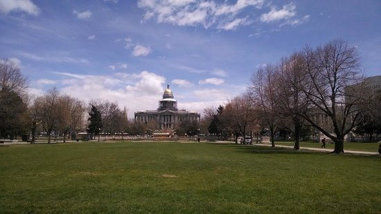 Colorado State Capitol : CO State Capitol