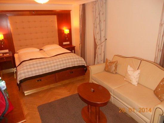 Hotel Elefant: Bella camera da letto