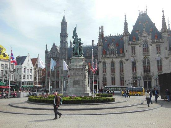 Grand-Place : De Markt van Brugge