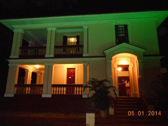 Hotel Fazenda Salto Grande: Sede da Fazenda (Recepção do Hotel)
