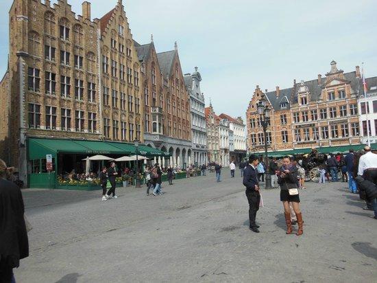 The Markt: De Markt van Brugge