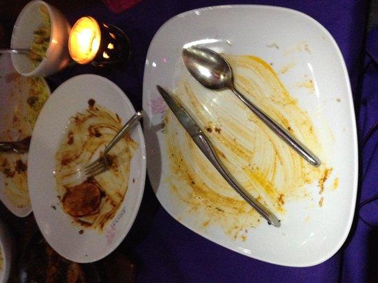 Asiana restaurant: Scrumptious