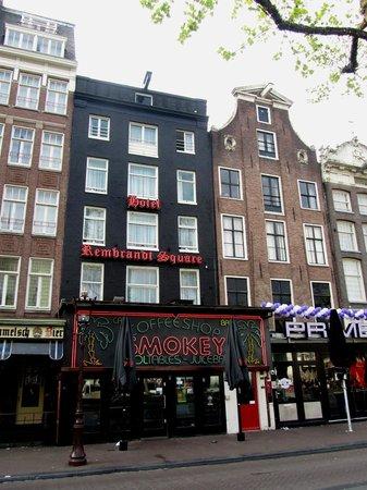 Rembrandt Square Hotel Отель
