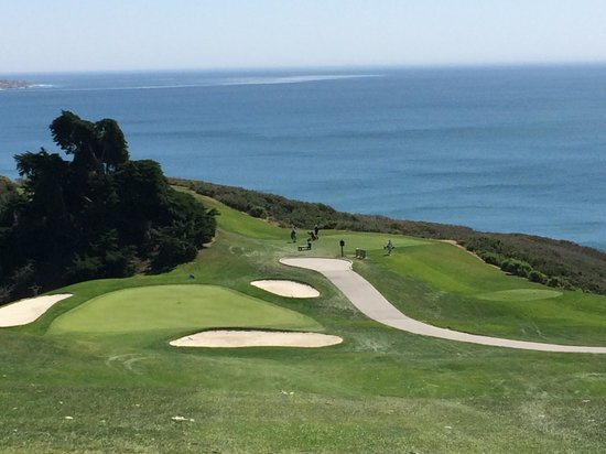 Torrey Pines Golf Course: 6th Hole on the North Course