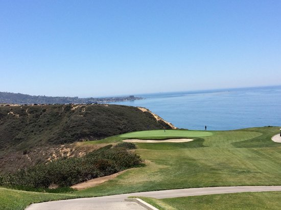 Torrey Pines Golf Course: 3rd Hole on the South Course