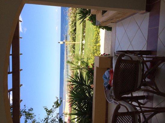 Concorde Moreen Beach Resort & Spa Marsa Alam: Вид из окна