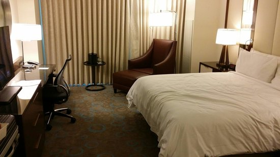 Marriott Marquis Washington, DC : King room