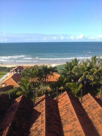 Costa Norte Ingleses Hotel: Suíte em frente ao mar