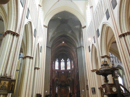 Holy Savior Cathedral (Sint-Salvatorskathedraal) : Sint-Salvatorskathedraal