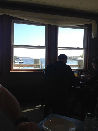 Wharf Tavern: Another table view.