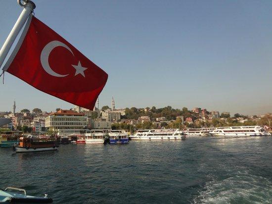 Bosphorus Strait: Passeio de Barco