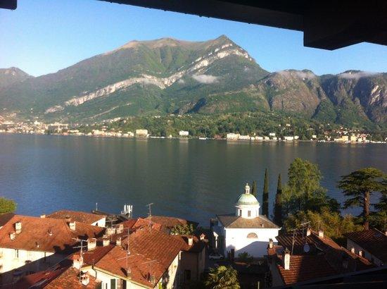 Hotel Silvio: Vue de notre chambre