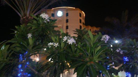 Oceanic Khorfakkan Resort & Spa: отель