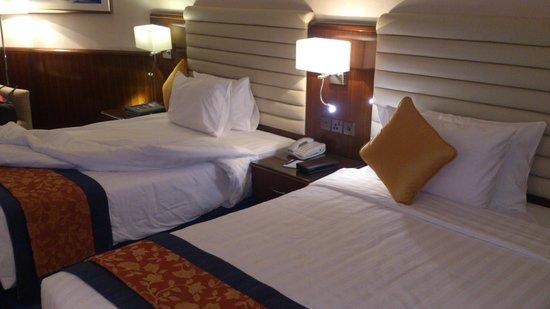 Oceanic Khorfakkan Resort & Spa: номер