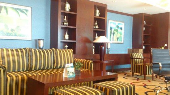 Oceanic Khorfakkan Resort & Spa: бизнес и лаунж