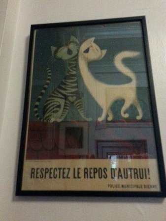The Cat Cabinet: Cat Poster, Kattenkabinet, Amsterdam