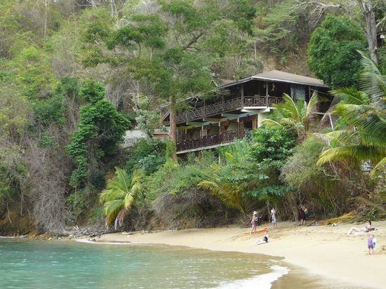 Alibaba's Sea Breeze Apartments: Alibaba's seabreeze & the beach