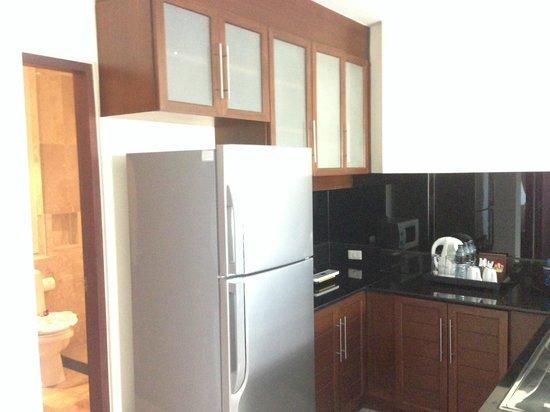 Phunawa Resort: Fully equipped kitchen