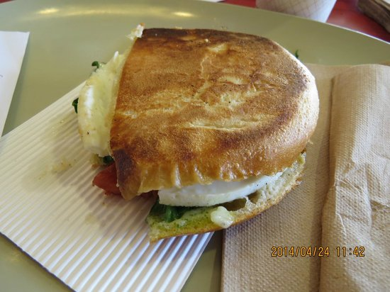 Egg White Sandwich - Picture of Panera Bread, Destin - TripAdvisor