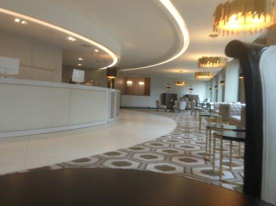 Hotel Bahia Santander: Recepción