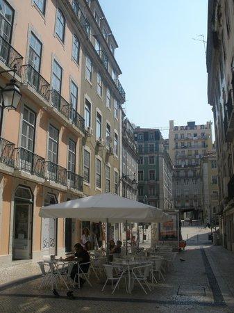 ليفينج ليسبوا بايشا أبارتمنتس: Living Lisboa Baixa Apartments, Rua da Vitoria 42