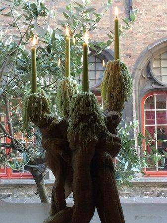 The Olive Tree : Lekker eten, maar ook een mooi interieur...