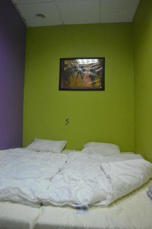 Hostel Krysha: комнатка