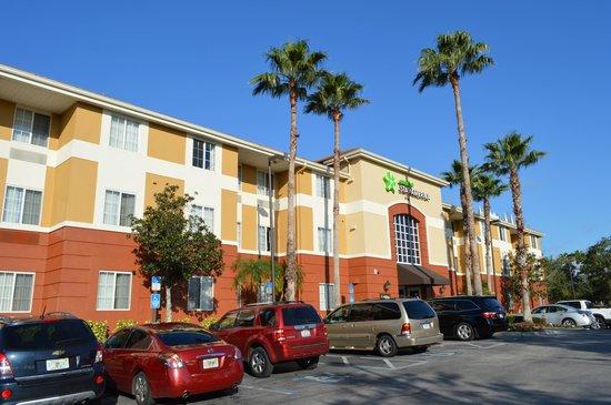 Extended Stay America - Orlando - Convention Center - Universal Blvd: Estacionamiento