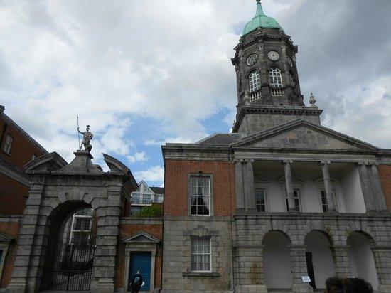 Dublin Castle: Fachada