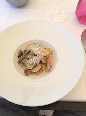 Vice Versa : Ravioles au foie gras